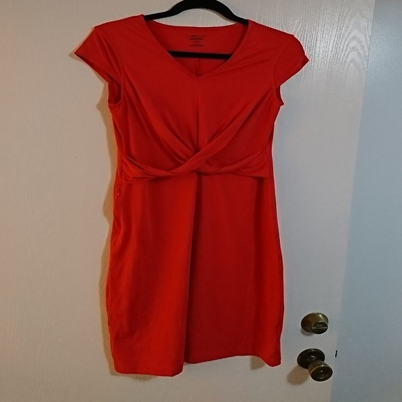 Red Sport Dresses